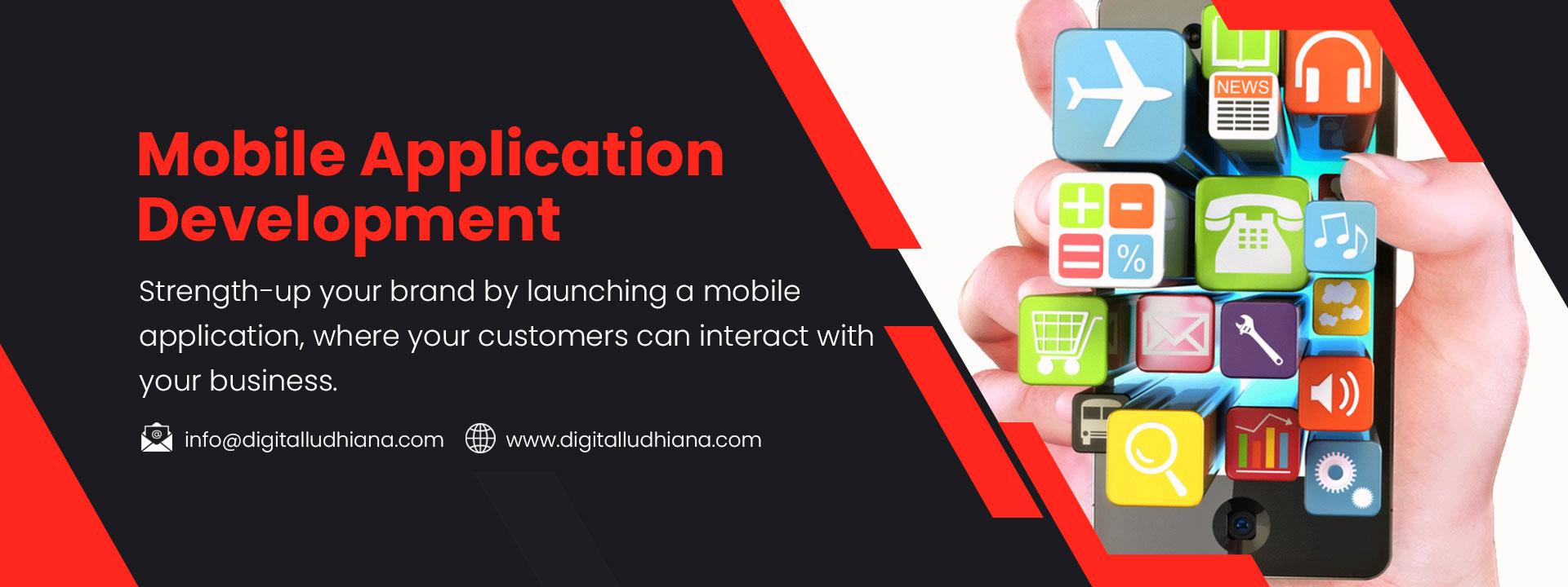 mobile application development services in ludhiana punjab india